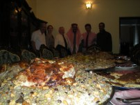 Iraqi Hosted Banquet