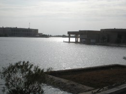 View of the Lake from Al-Faw Palace